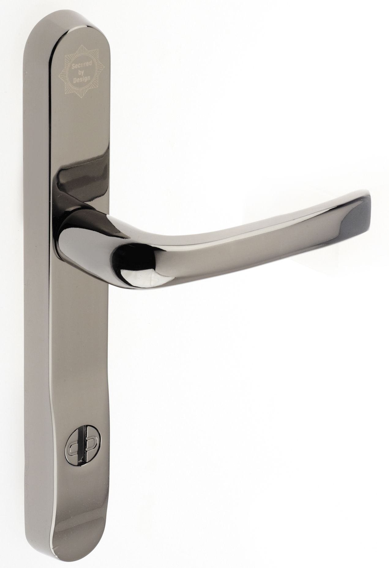 Mila ProSecure Long PAS24 High Security Door Handle TS007 2 Star
