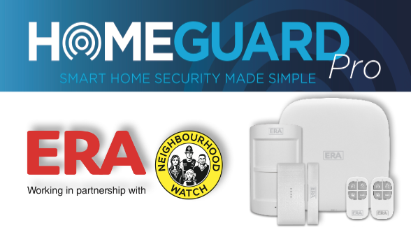 HomeGuard Pro - The Smart Alarm System From ERA
