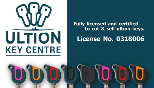Click Here To Order Your Genuine Ultion Keys